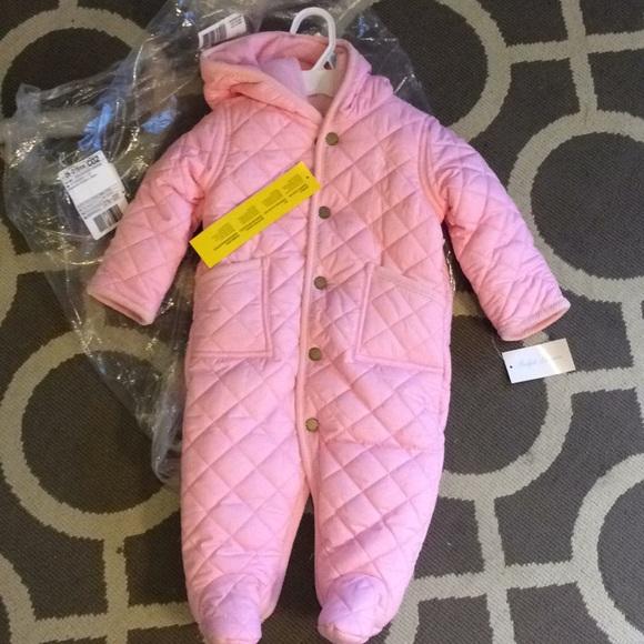 5e84023c3 Ralph Lauren Jackets & Coats   Nwt Baby Girl Snowsuit   Poshmark